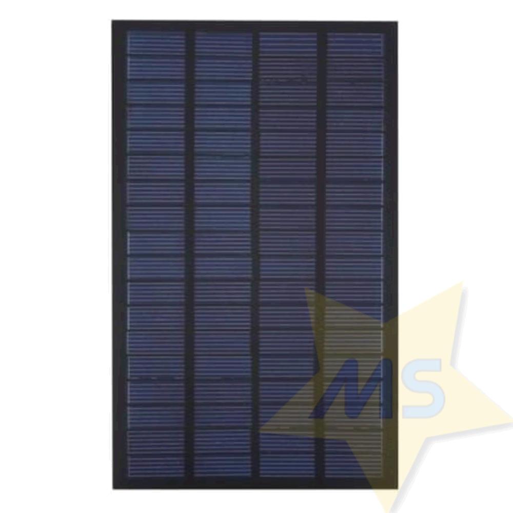 Mini painel Solar 18V 2.5 W