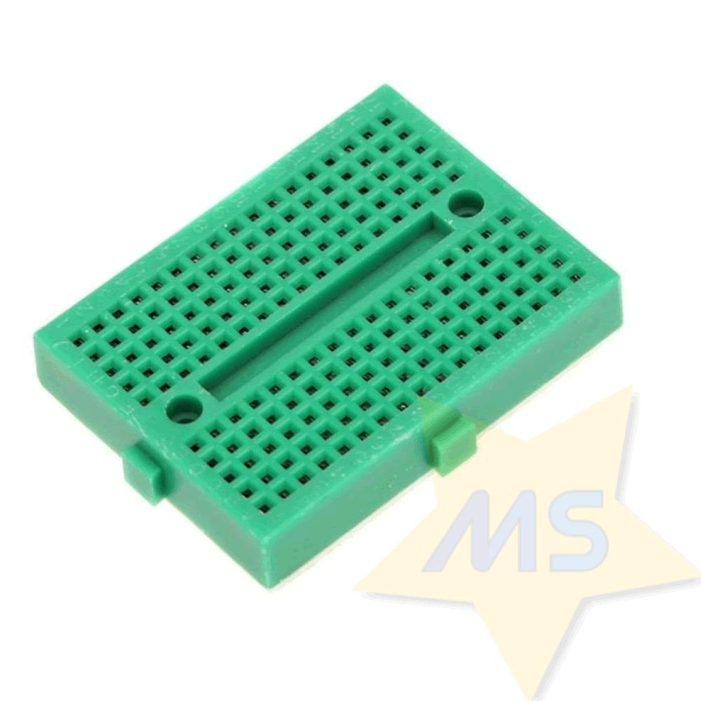 Mini Protoboard 170 Pontos
