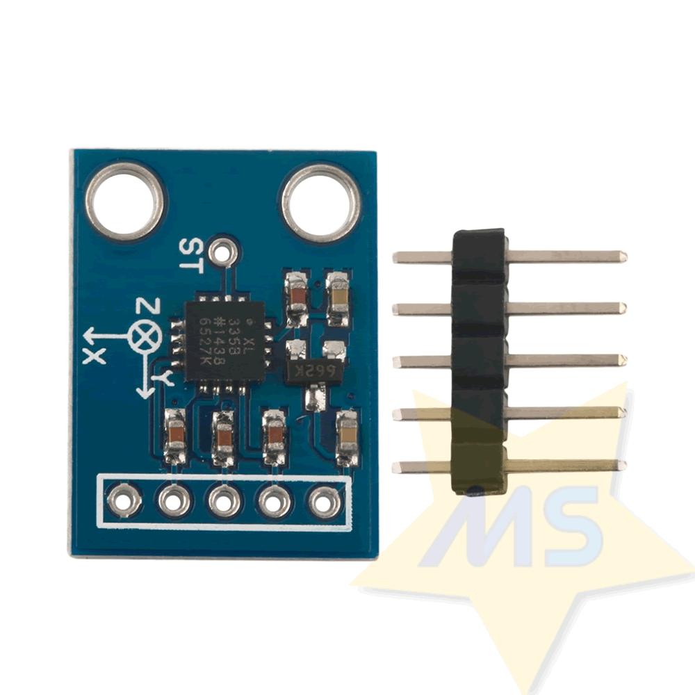Módulo Acelerômetro Triaxial - ADXL335