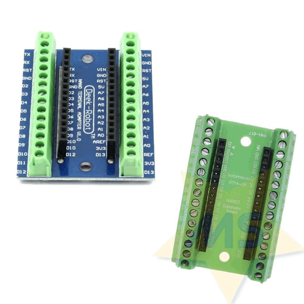Módulo adaptador para Arduino Nano