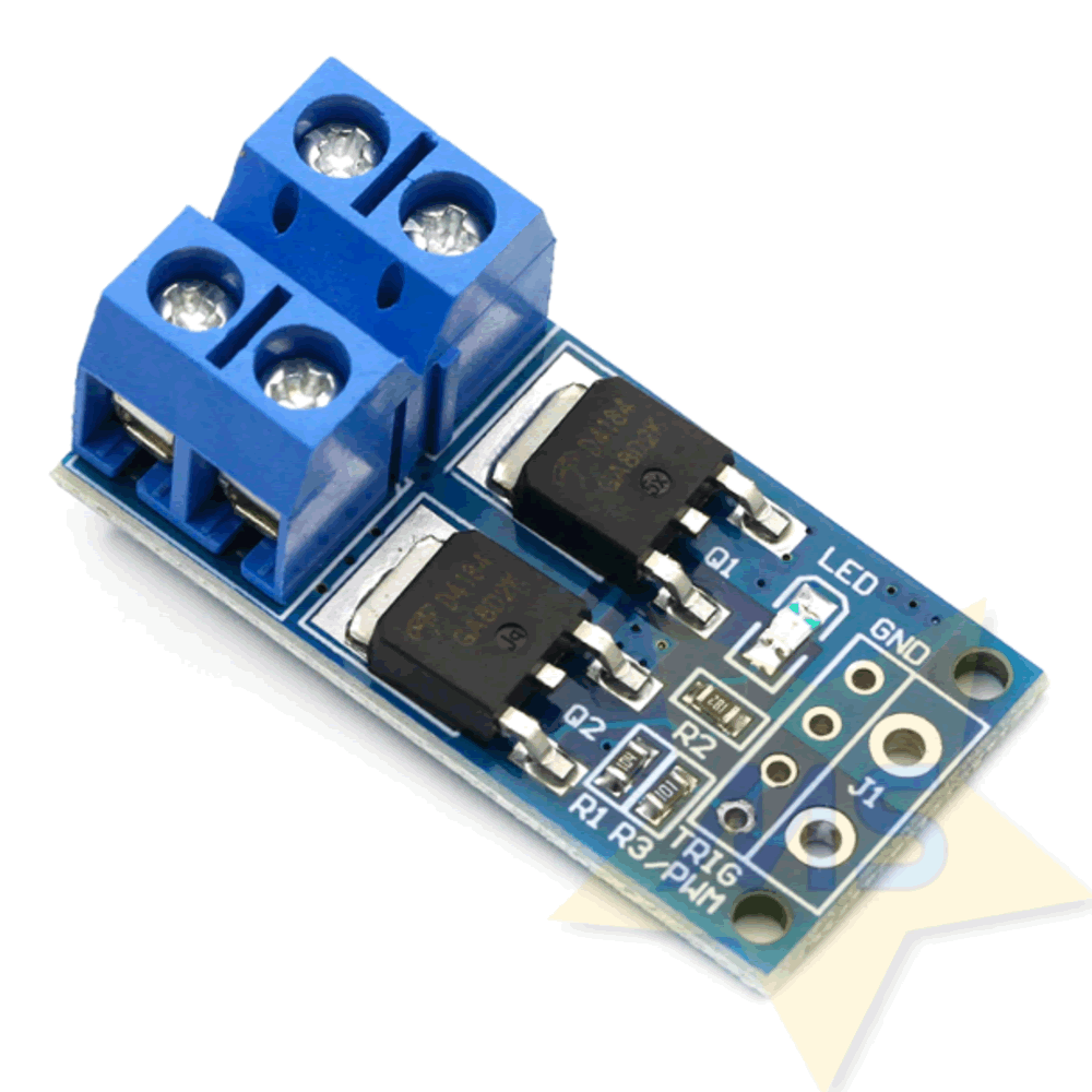 Módulo Controlador PWM D4184 30A 400W