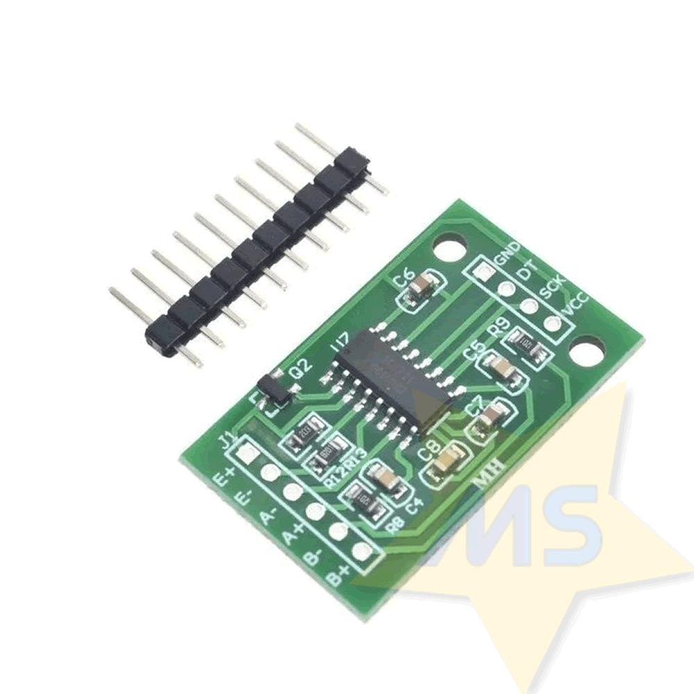 Módulo Conversor Amplificador HX711 24bit