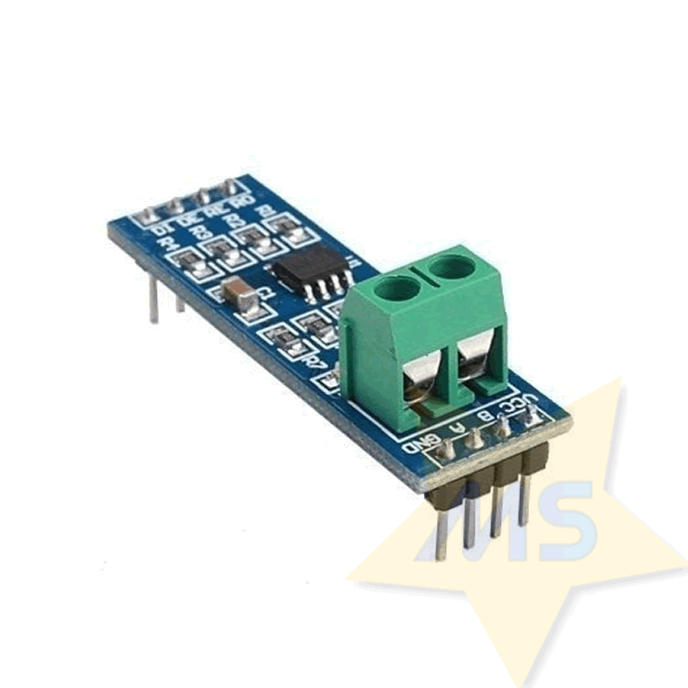 Módulo conversor RS232 para RS485