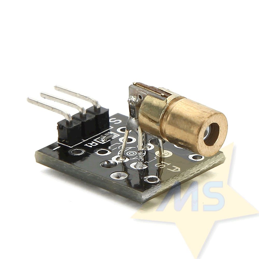 Módulo Diodo Laser KY-008