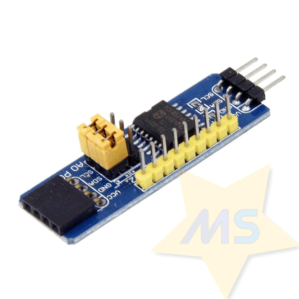 Módulo Expansão de portas  Arduino PCF8574
