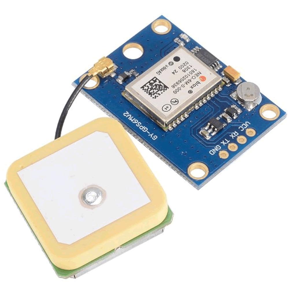 Módulo GPS GY-NEO6MV2 com Antena