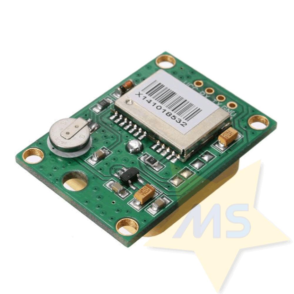 Módulo GPS U-blox GY-NEO6M V2