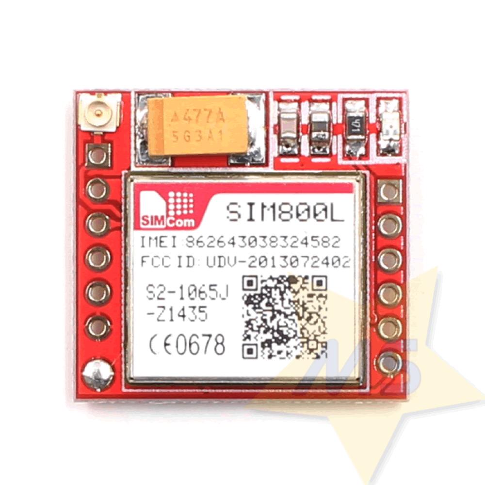 Módulo GSM GPRS SIM800L + Antena