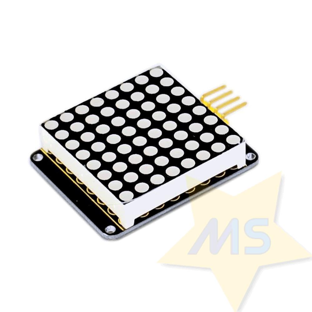 Módulo LED Matriz de 8x8 com HT16K33 I2C