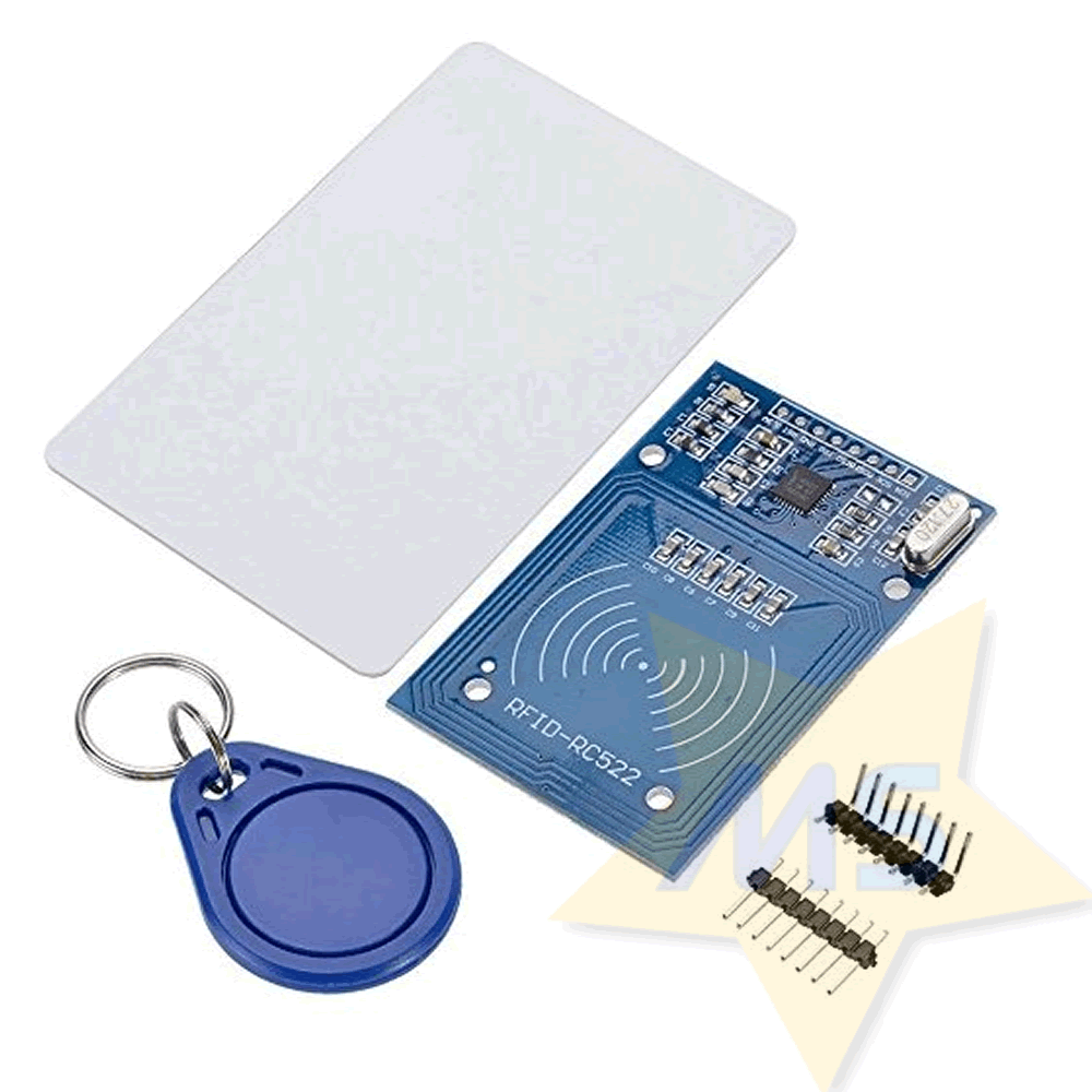 Módulo Leitor RFID RC522
