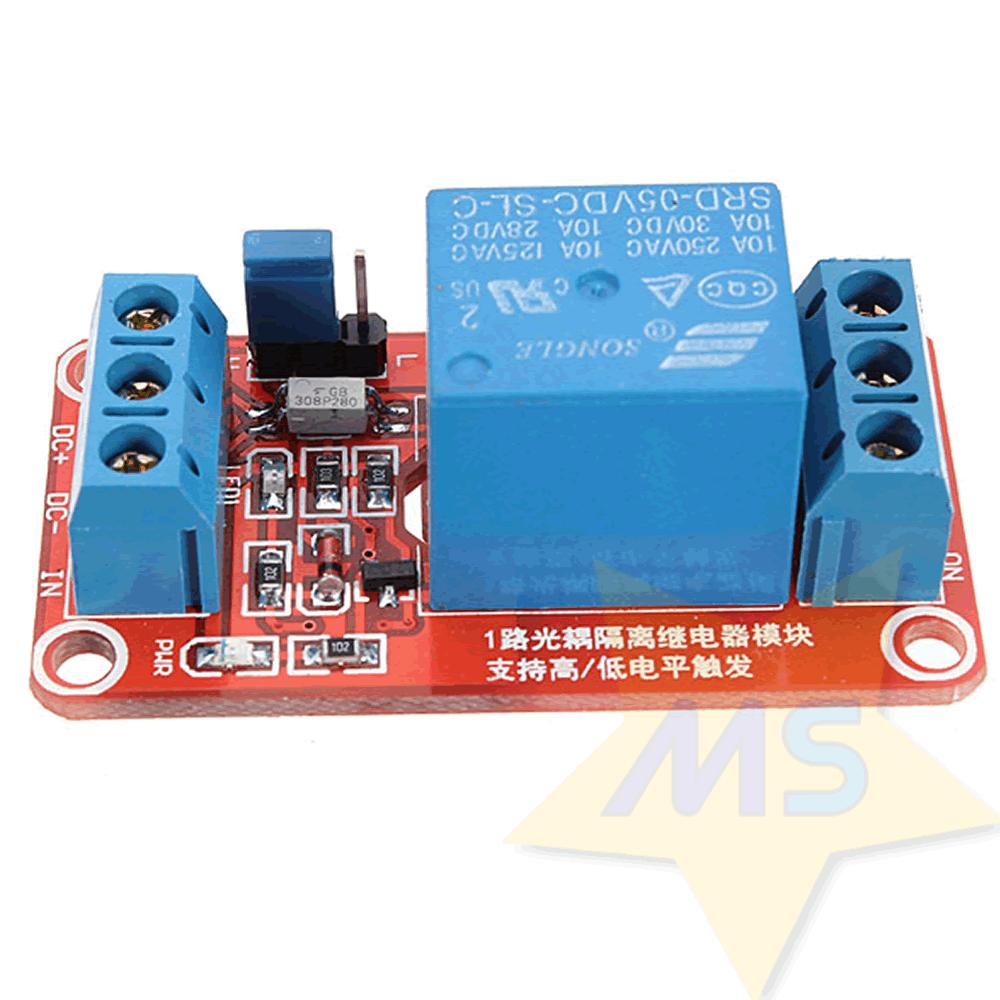 Módulo Rele 5V 1 Canal Optoacoplador