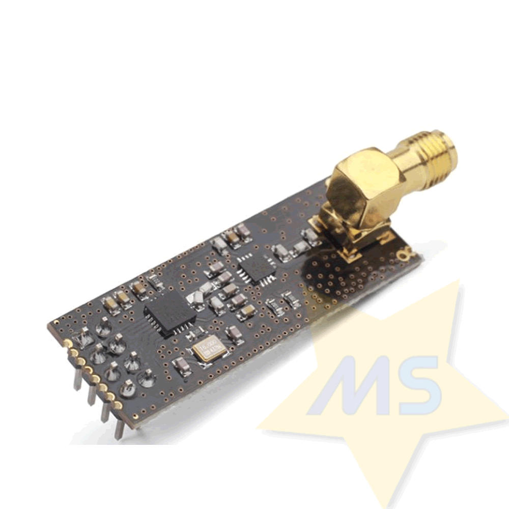Módulo RF NRF24L01 com Antena  PA + LNA
