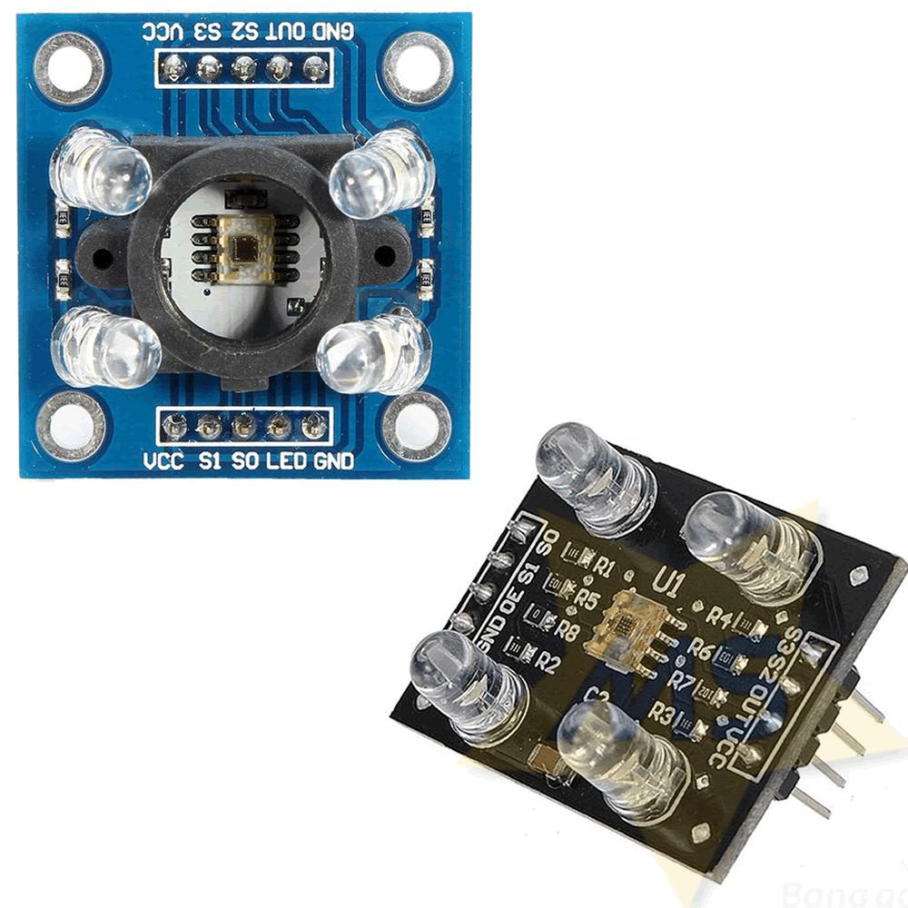 Módulo Sensor De Cor RGB TCS3200