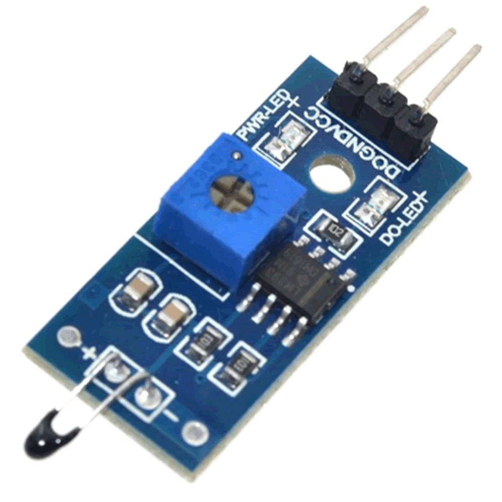 Módulo Sensor de Temperatura  Termistor NTC