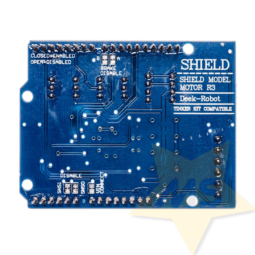 Motor Shield L298 2A