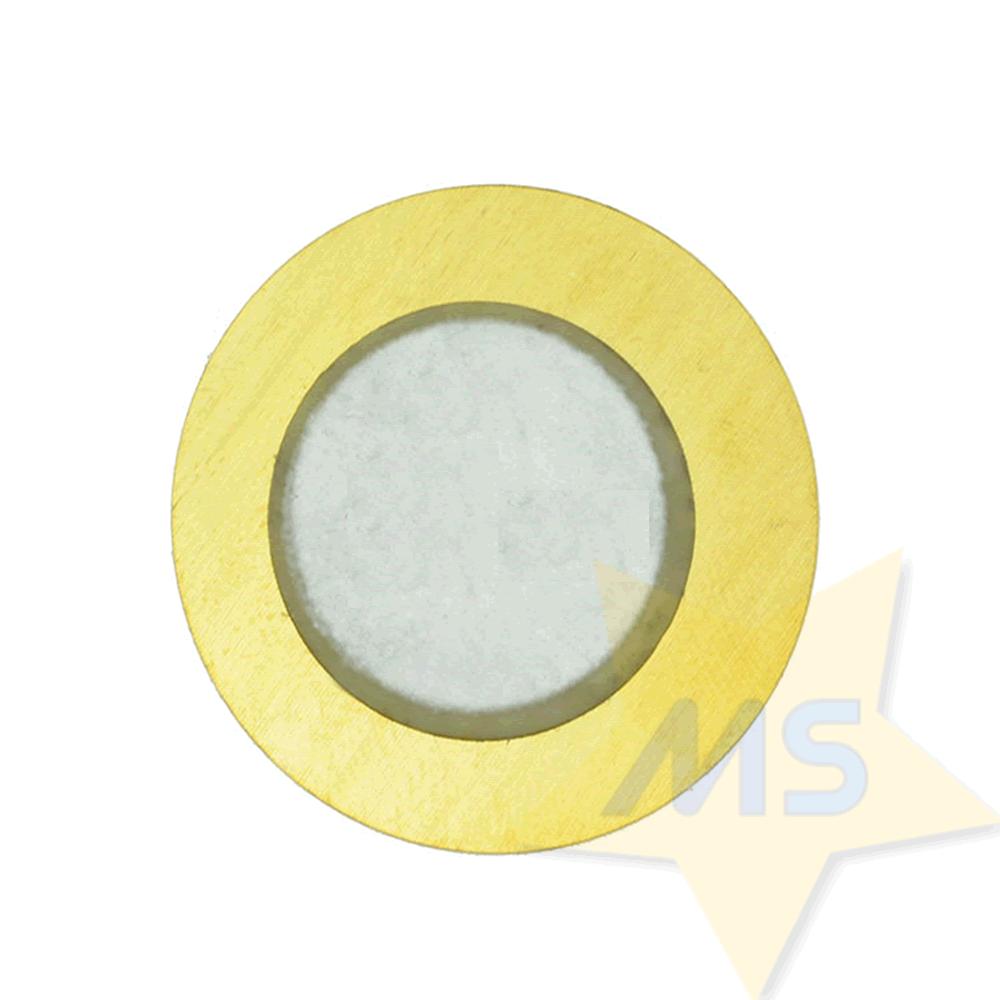 Pastilha Piezoelétrico 20 mm