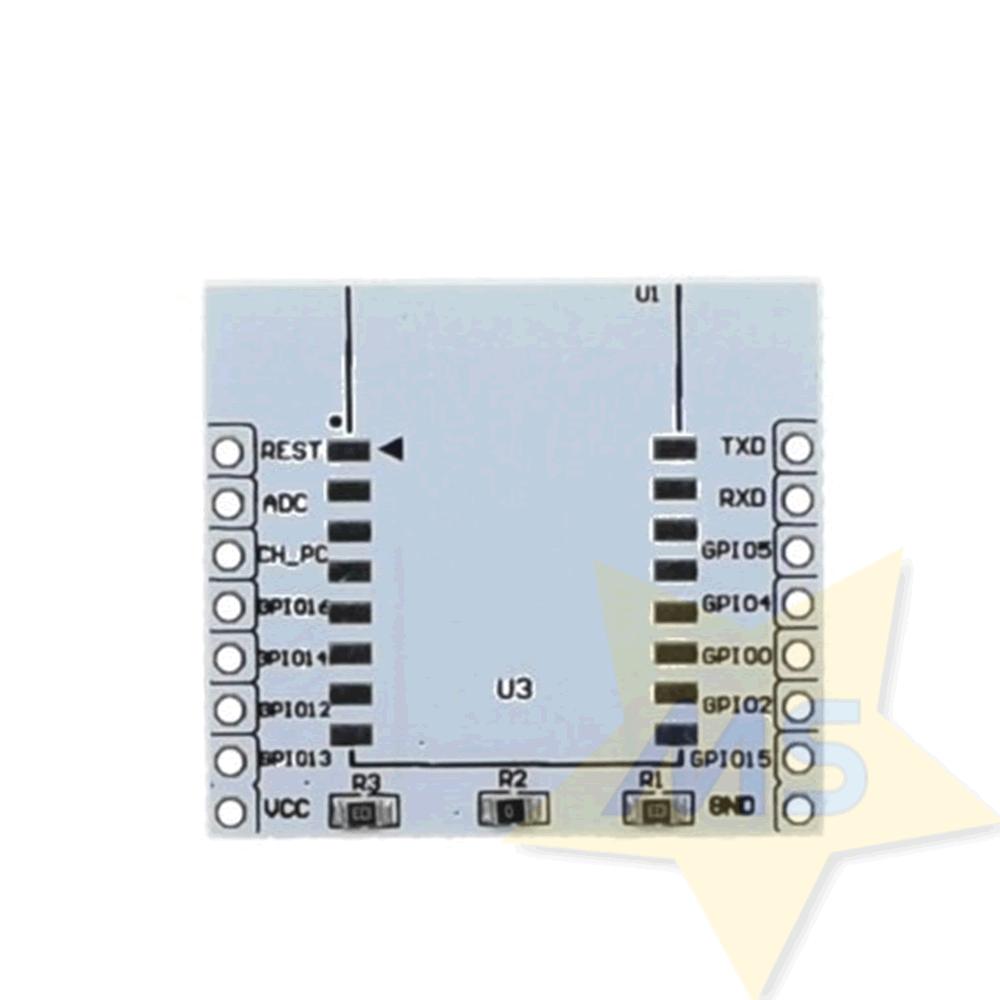 Placa para Módulo Wifi ESP8266