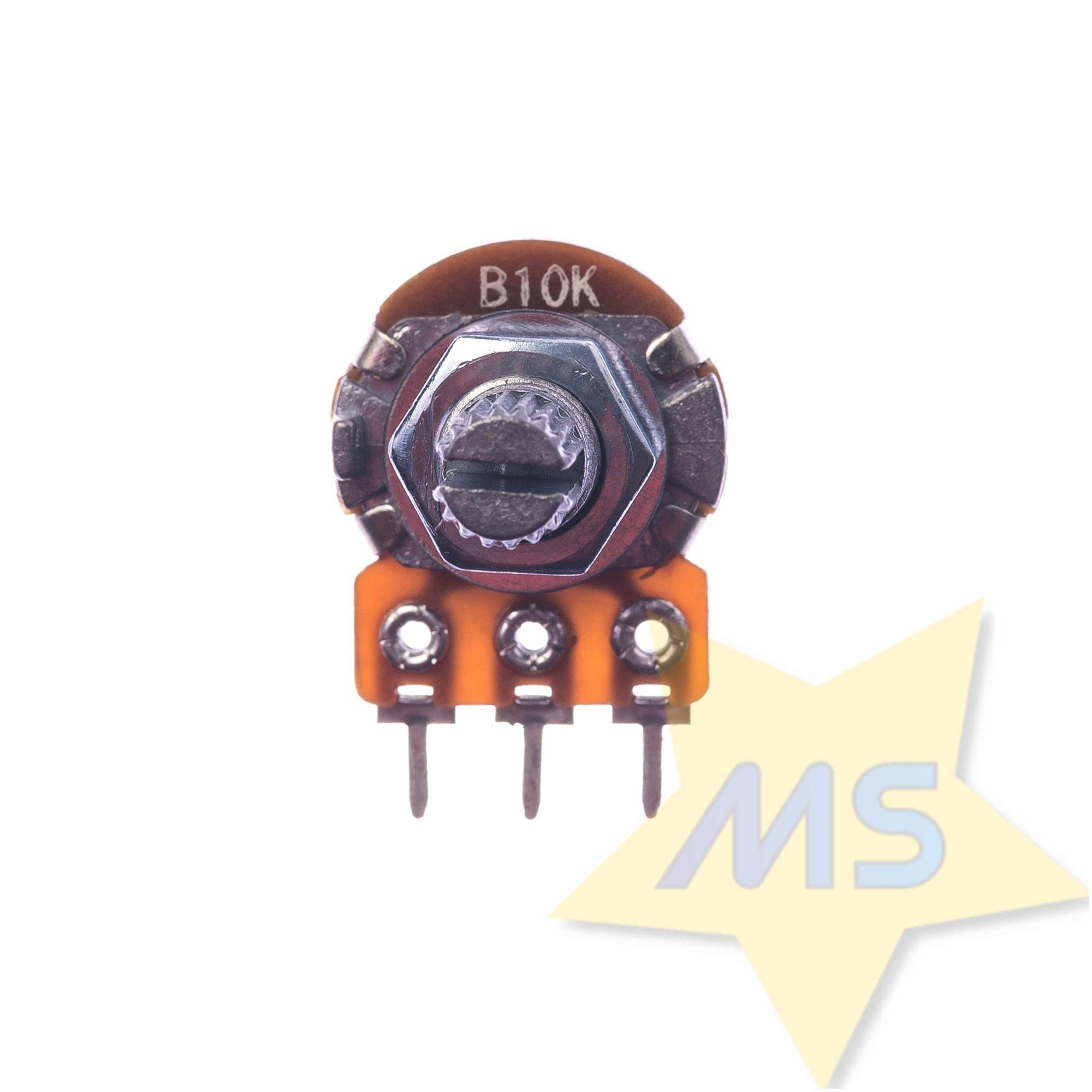 Potenciômetro Linear Mini 10K