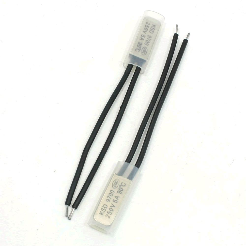 Protetor Térmico Bimetálico 90℃  5A NF