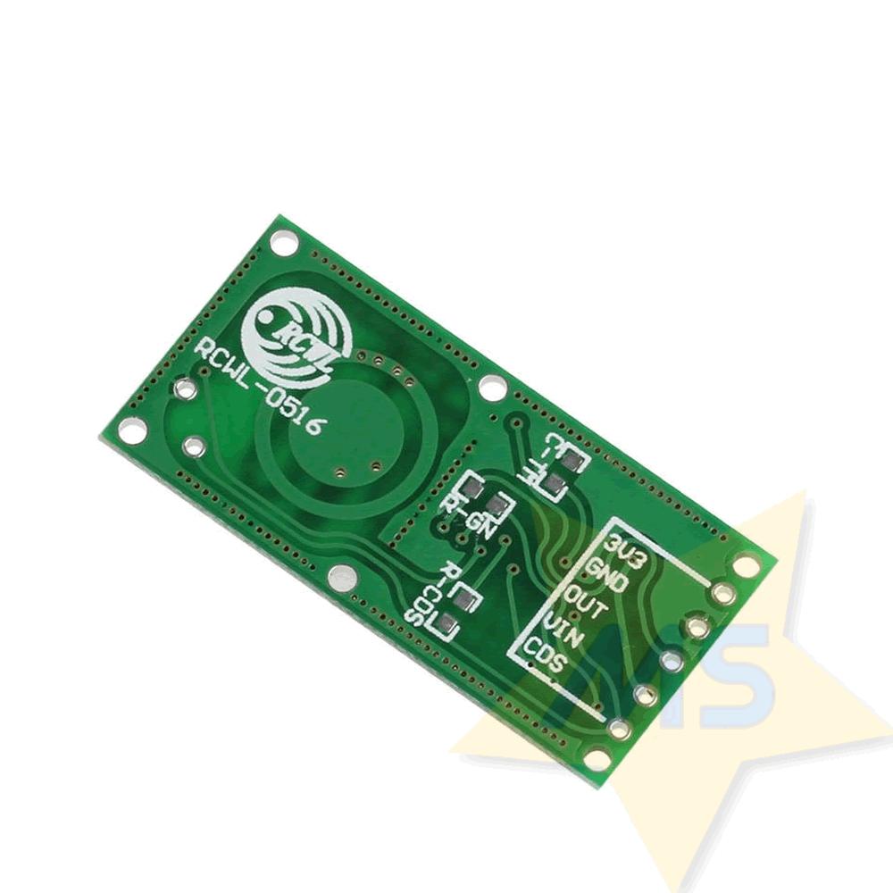 Radar Doppler RCWL-0516