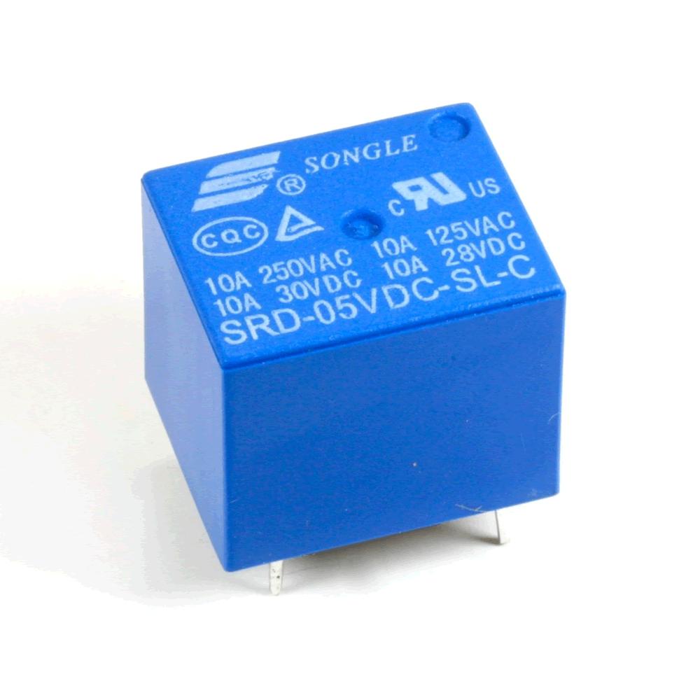 Rele 5V Songle SRD-05VDC-SL-C