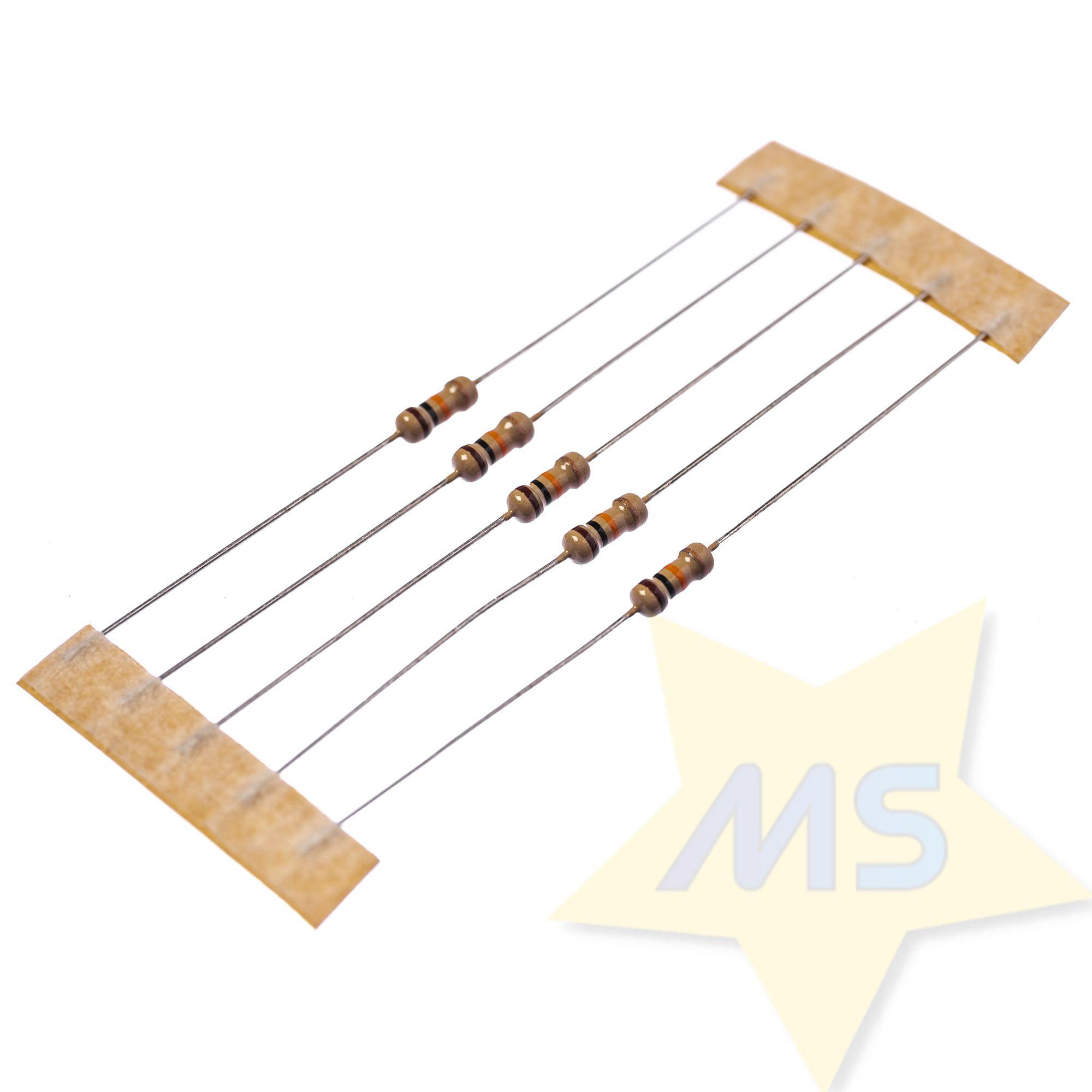 Resistor 10K 1/4W