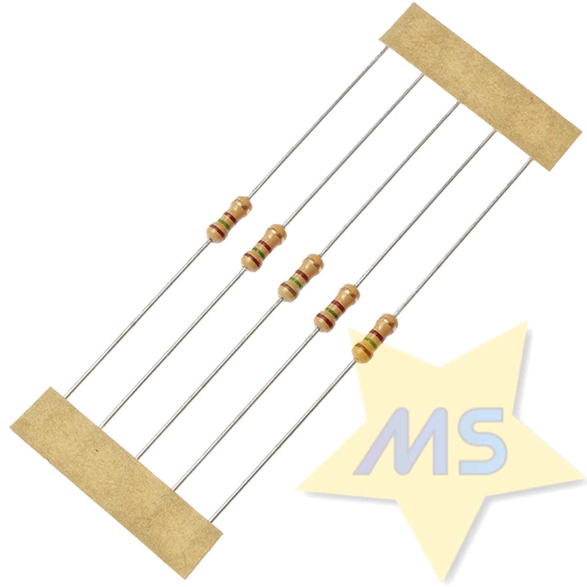 Resistor 150R 1/4W