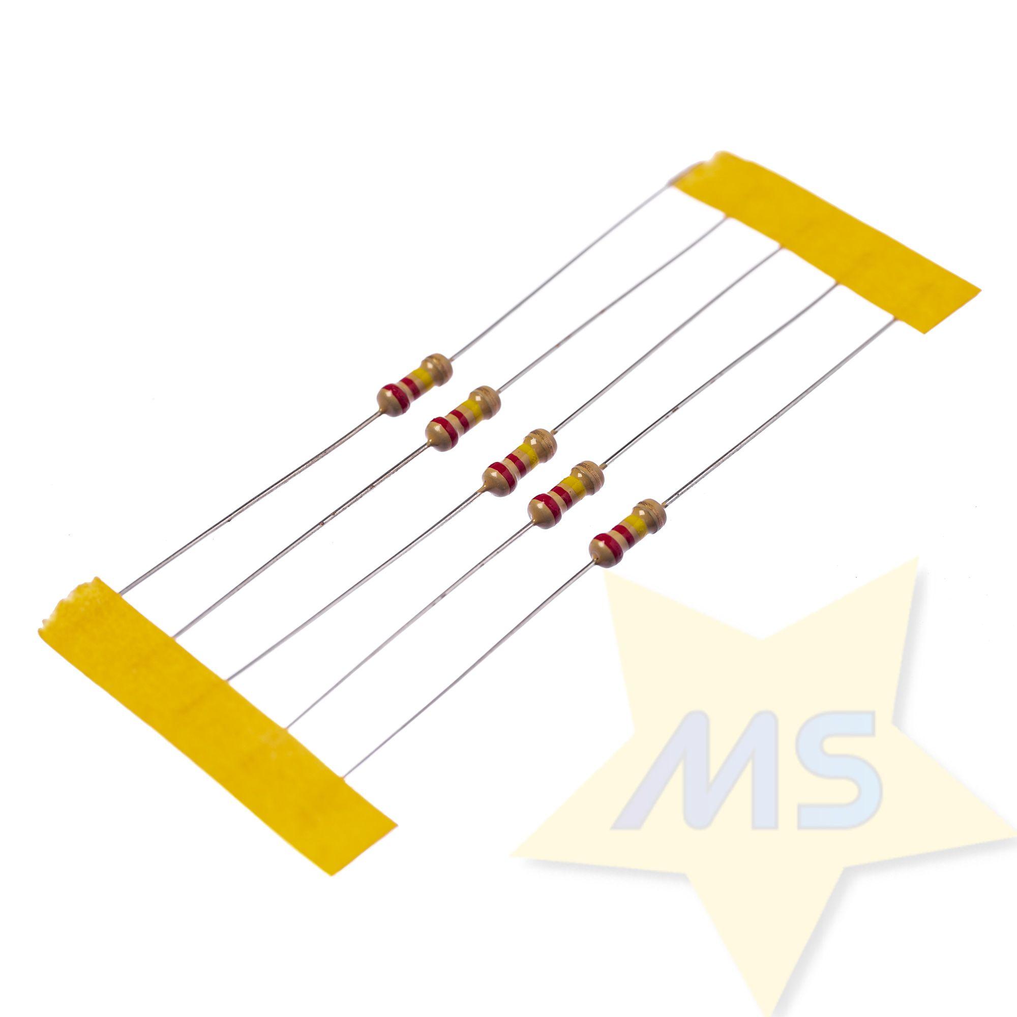 Resistor 220K 1/4W