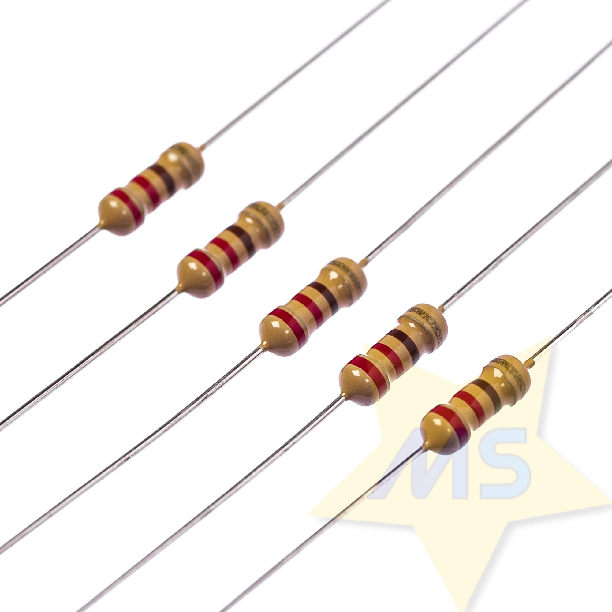 Resistor 220R 1/4W