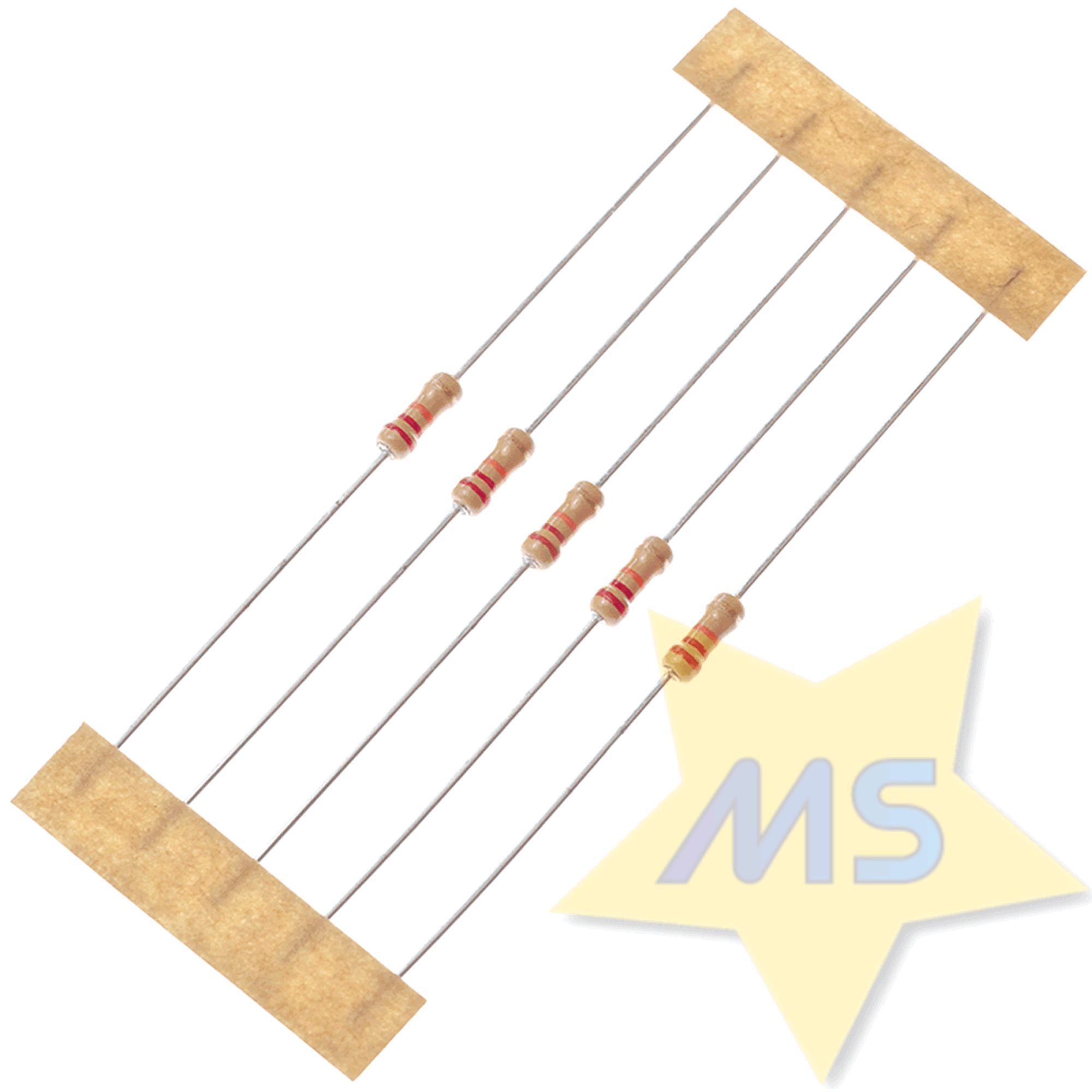 Resistor 22K 1/4W