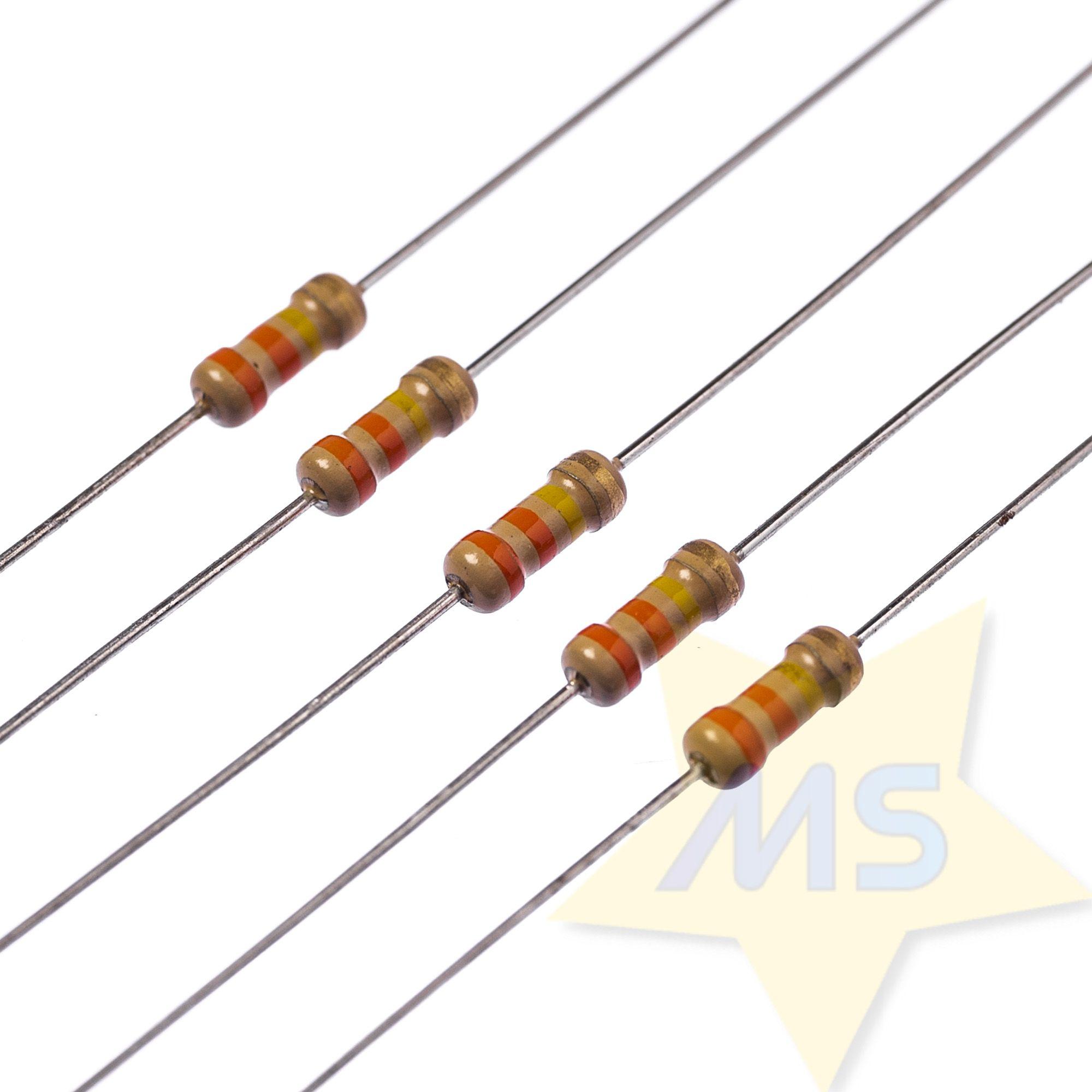 Resistor 330K 1/4W