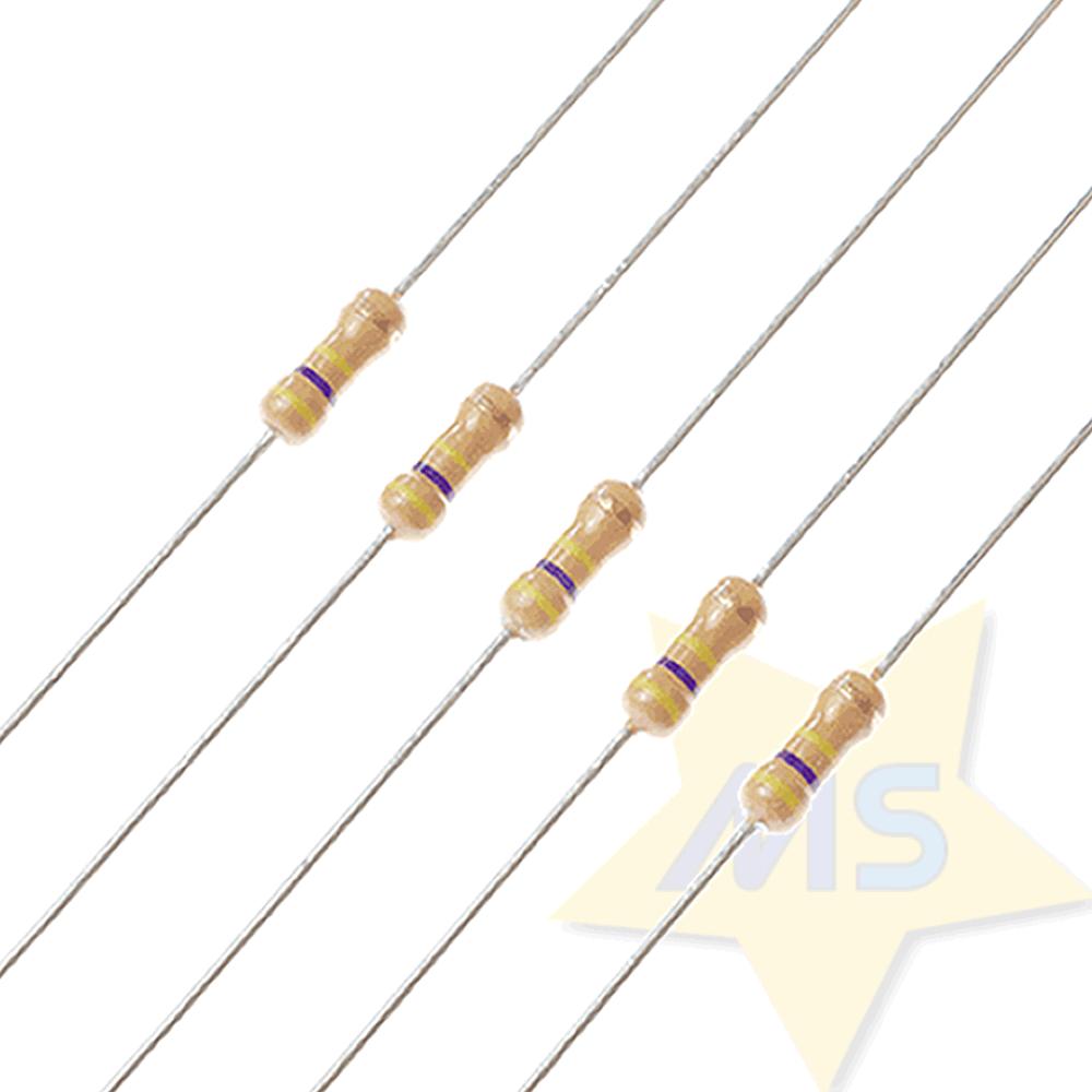 Resistor 470k 1/4W