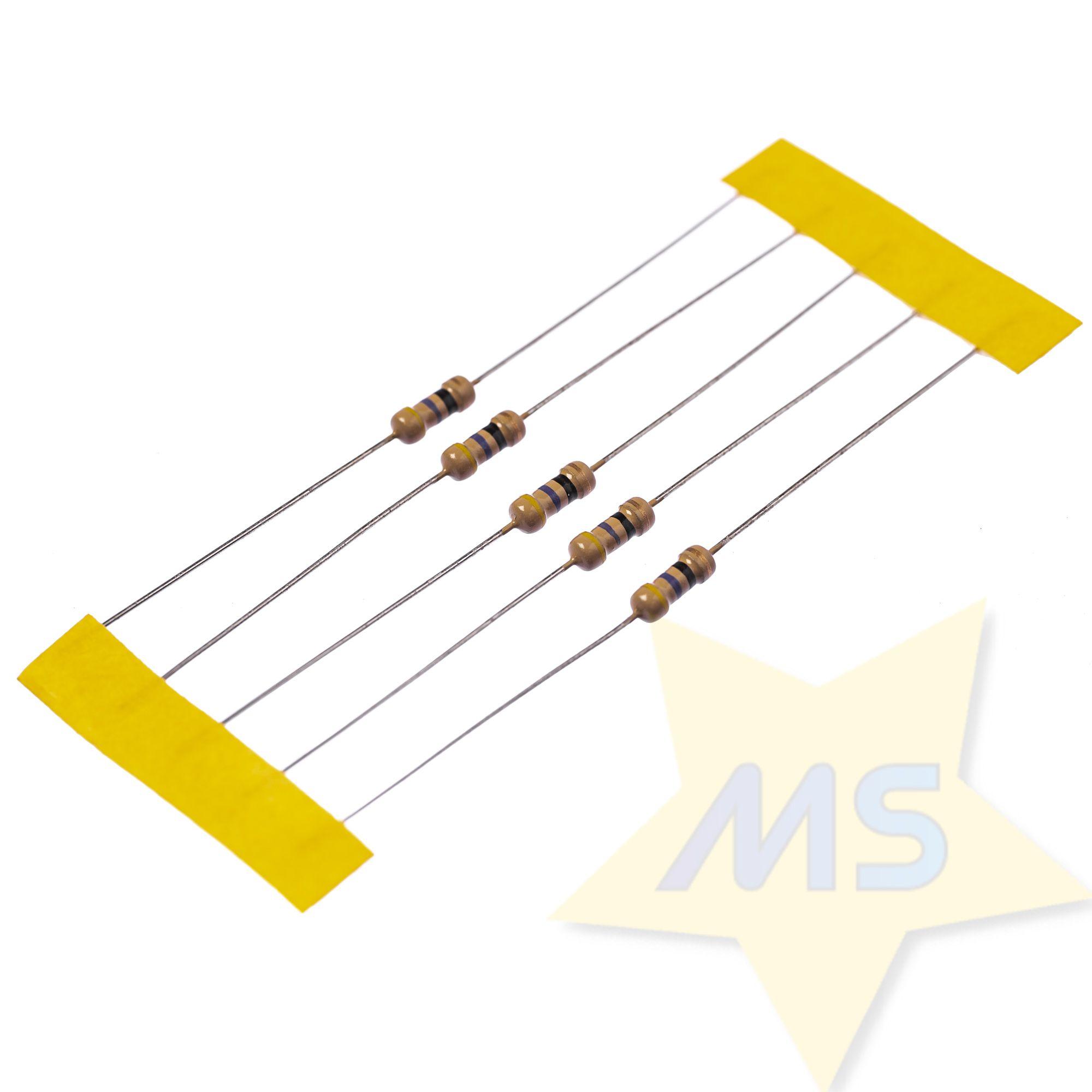 Resistor 47R 1/4W
