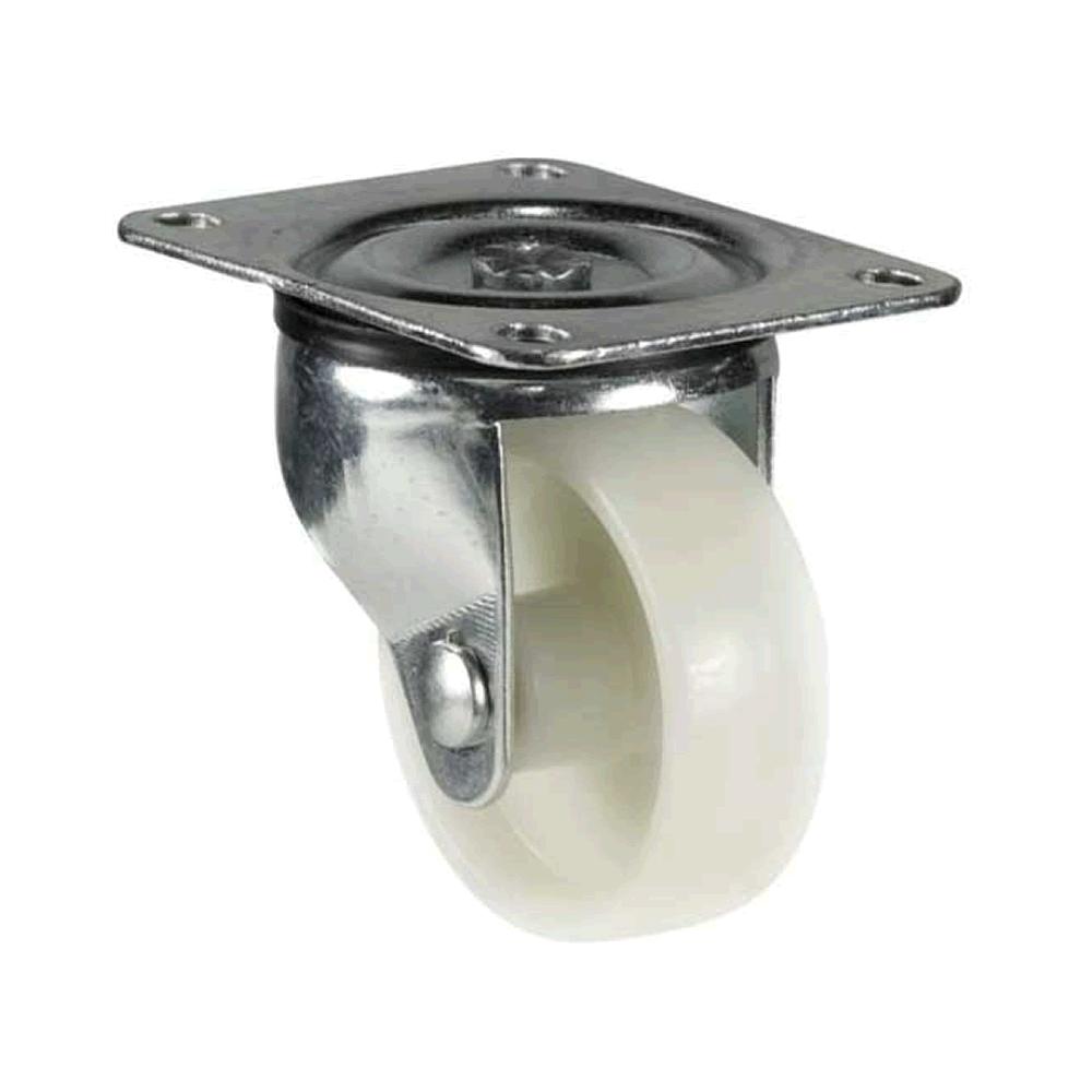 Roda Boba Giratória 25mm