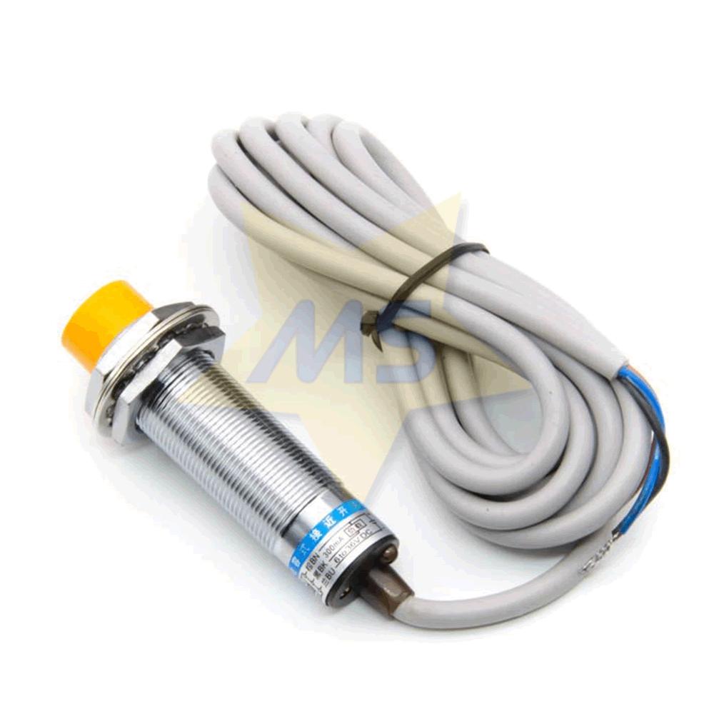 Sensor Capacitivo NPN NA 6-36V DC
