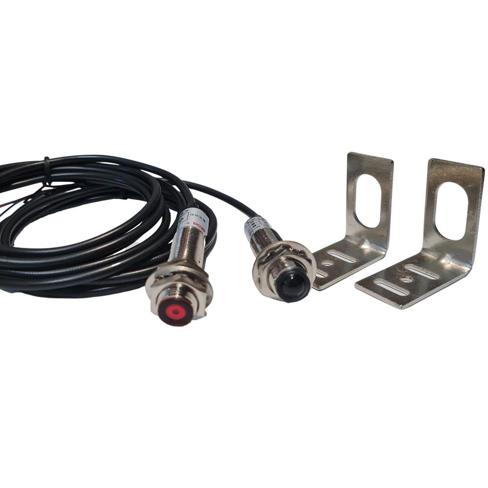 Sensor de barreira laser 6 -30V NPN NO