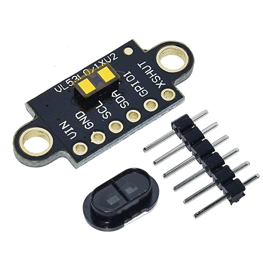 Sensor de Distância VL53L1X de Alta Precisão 400cm