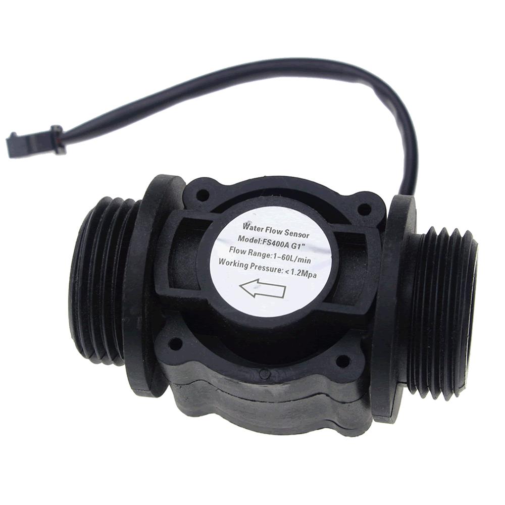 Sensor de Fluxo de Água 1 polegada FS400A
