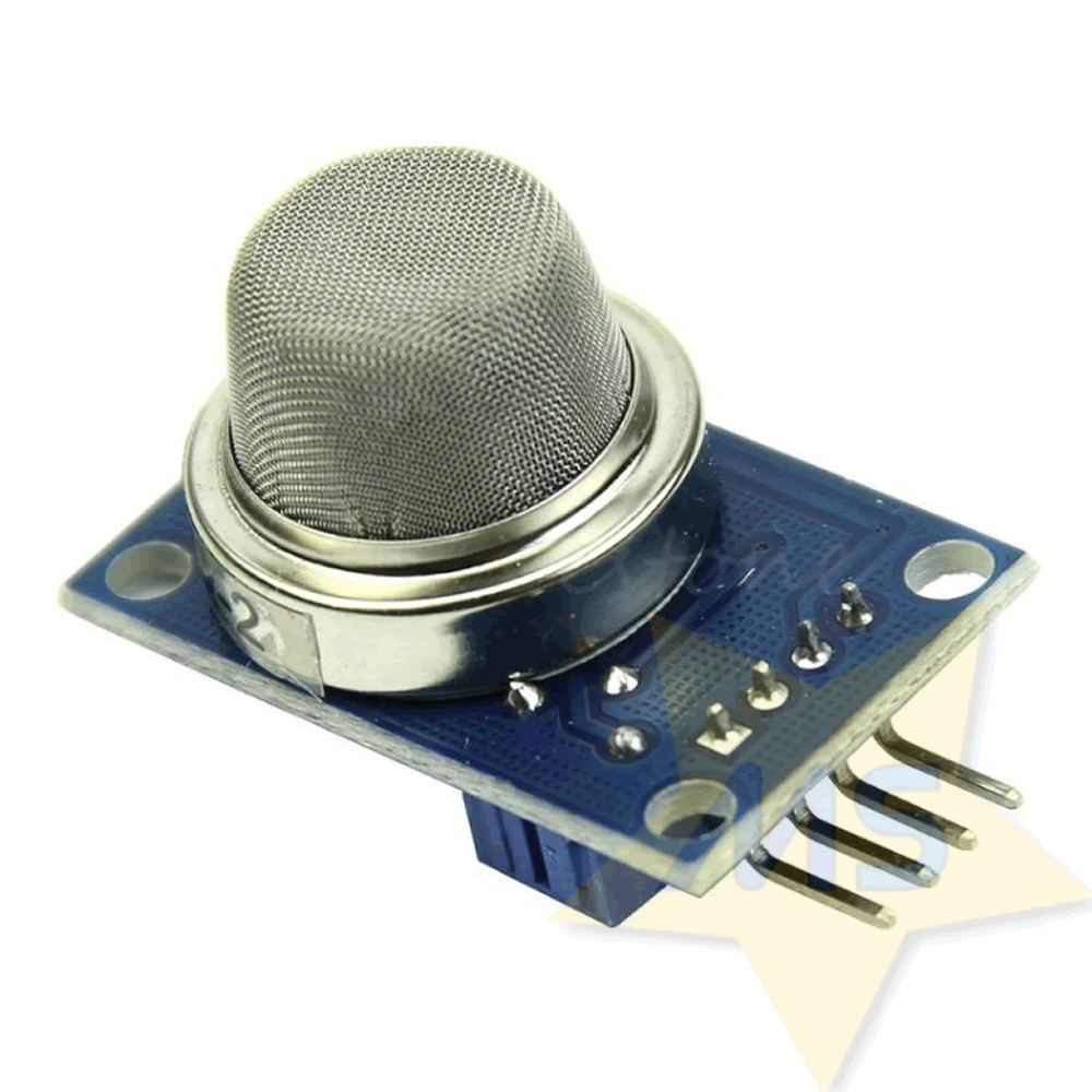 Sensor de Gás MQ-2