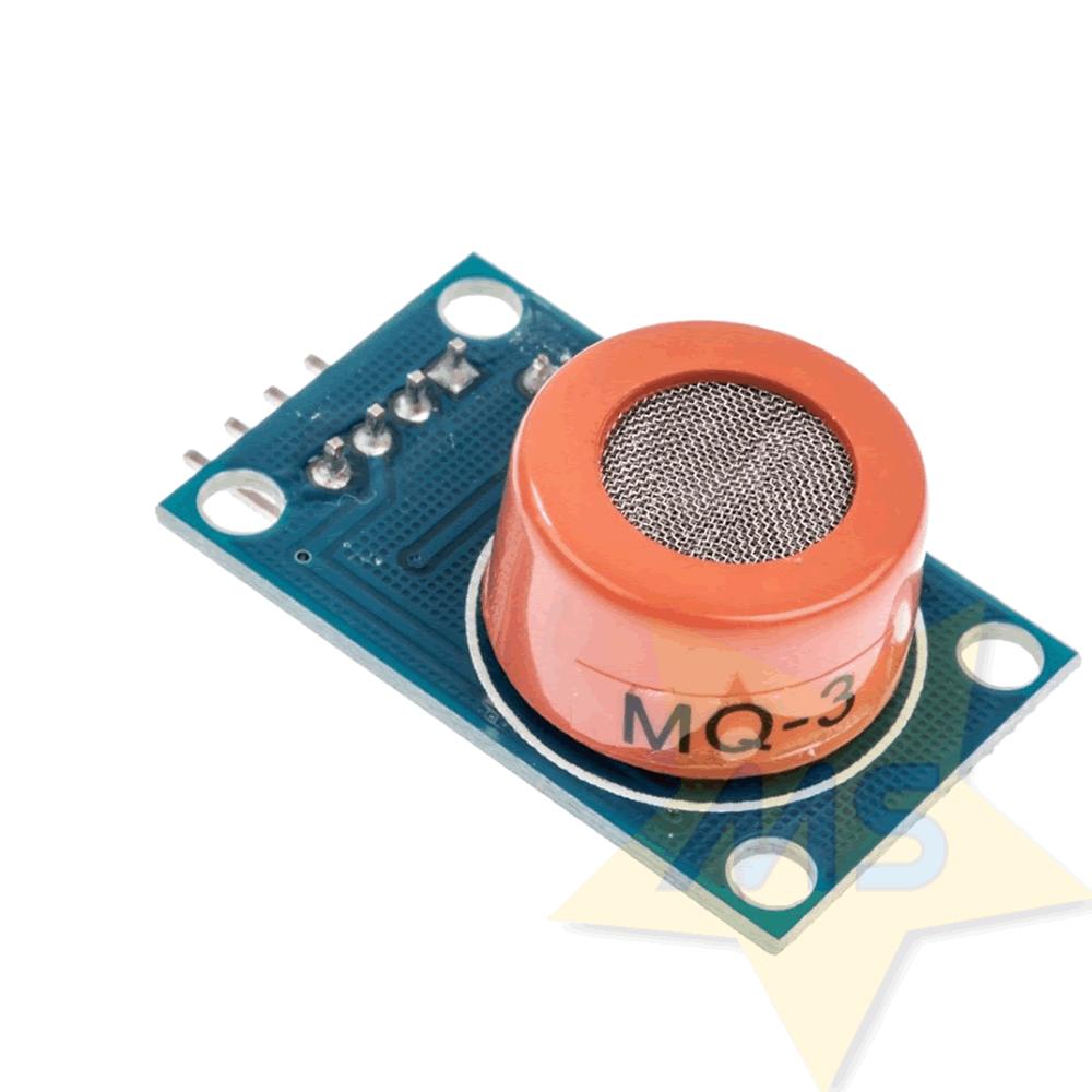 Sensor De Gás MQ-3