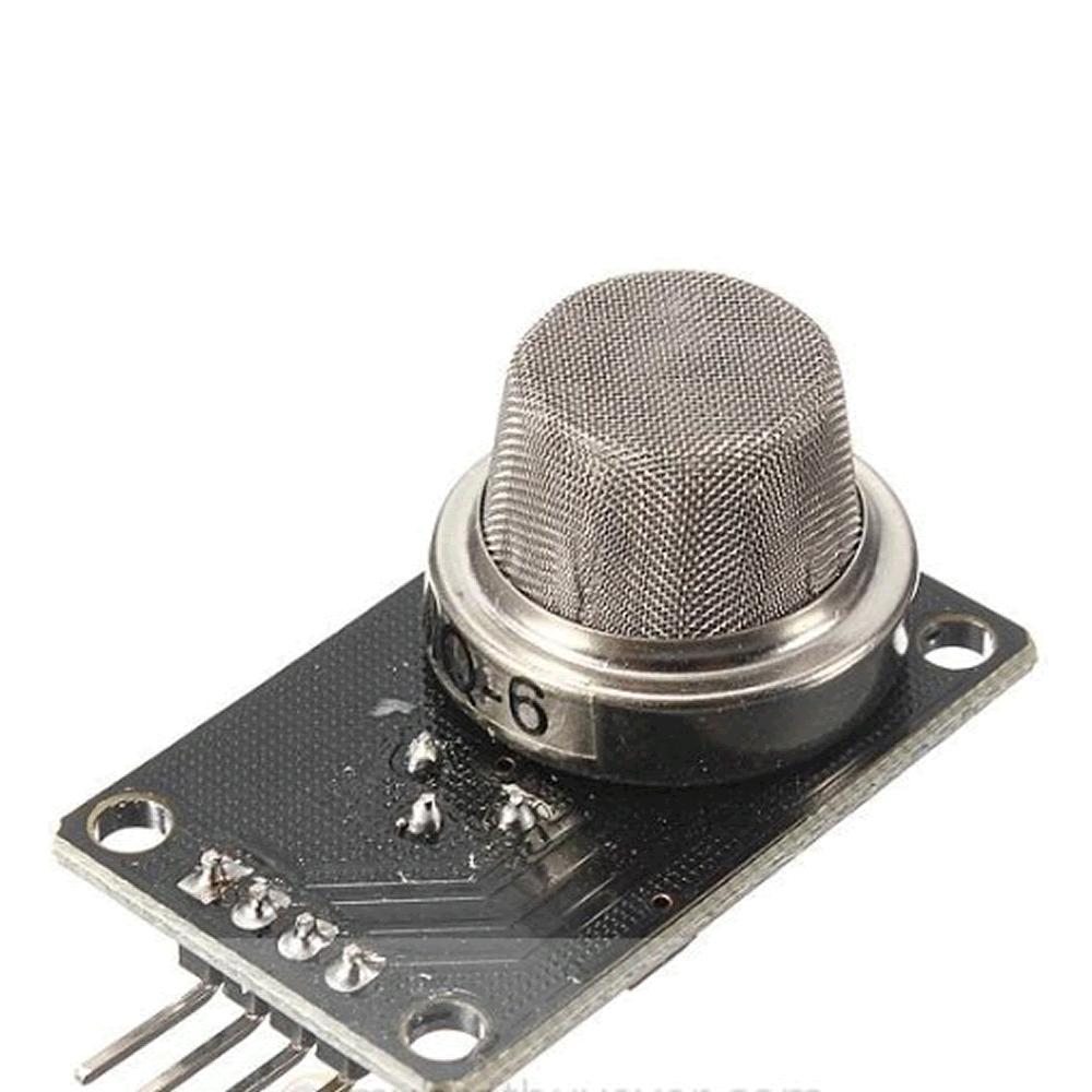 Sensor De Gás MQ-6