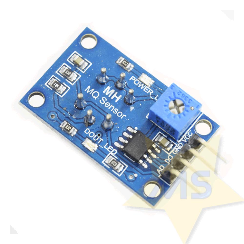 Sensor De Gás MQ-9