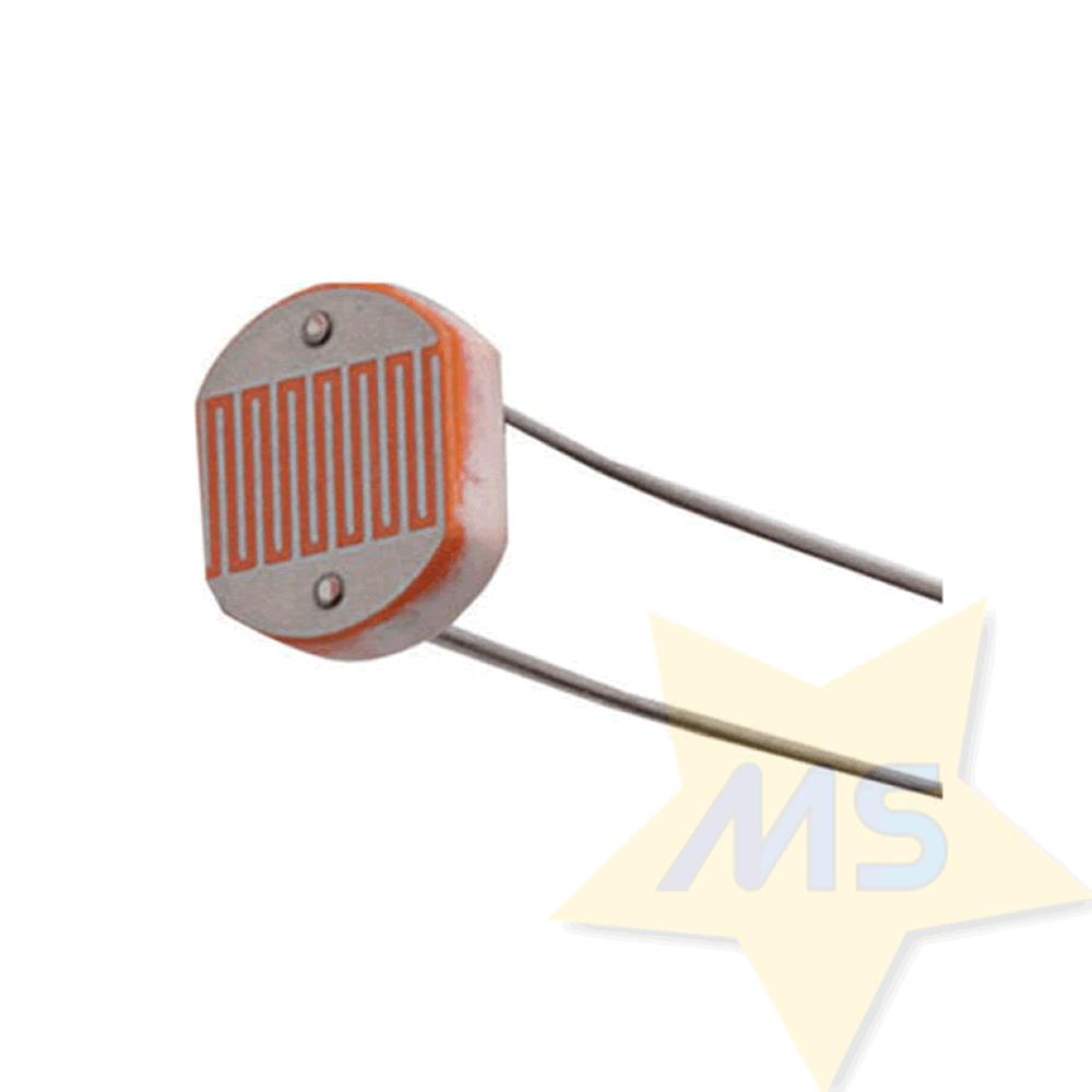 Sensor de Luminosidade LDR 10mm