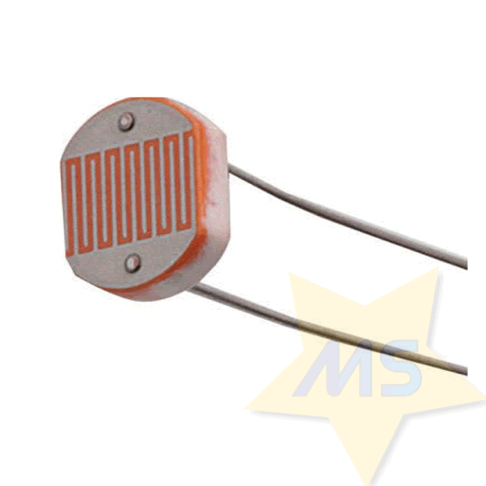 Sensor de Luminosidade LDR 5mm