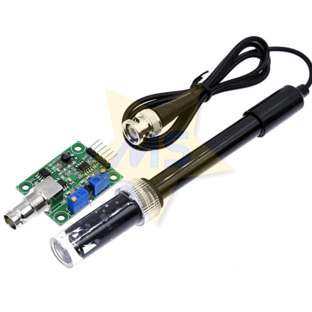 Sensor de PH com Módulo PH4502C