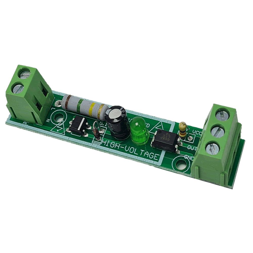 Sensor de tensão AC 127/220 com saída DC - 1 canal