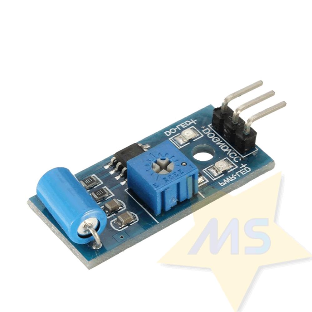 Sensor de Vibração SW-420