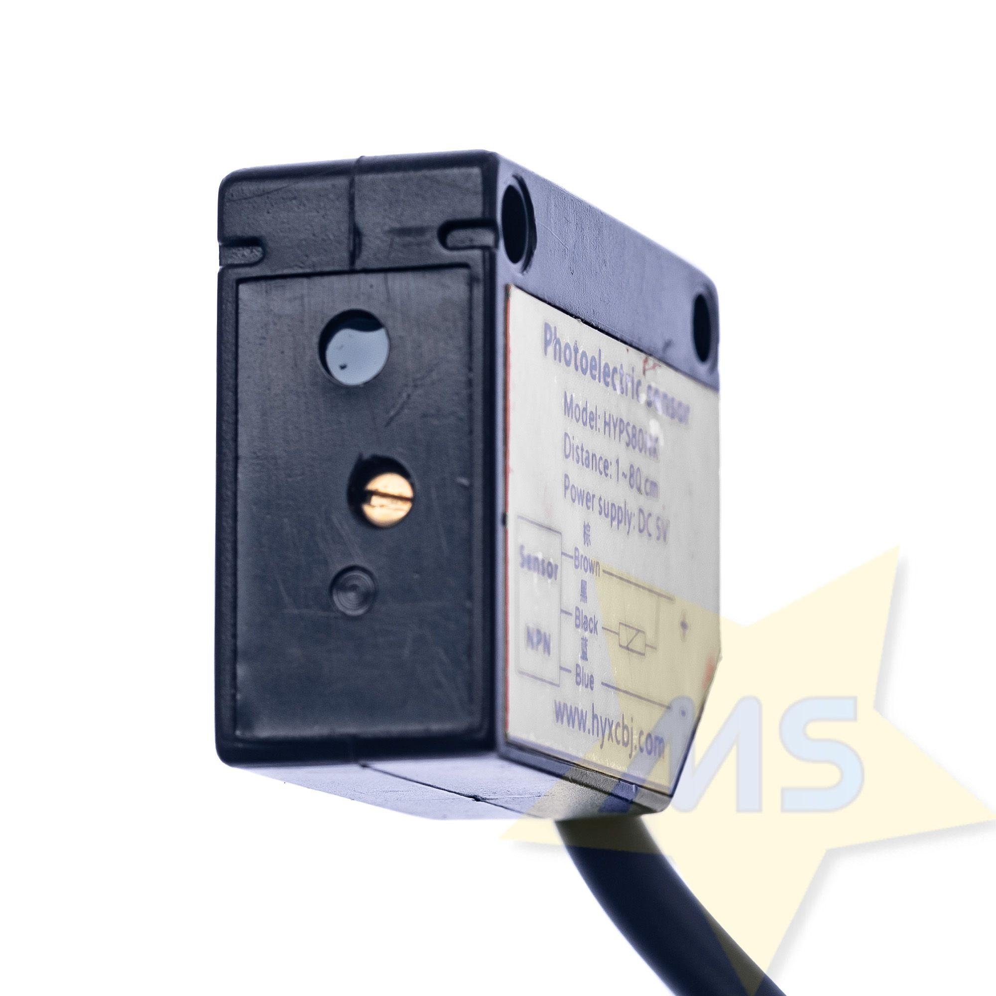 Sensor Fotoelétrico Barreira HYPS80NK 80cm