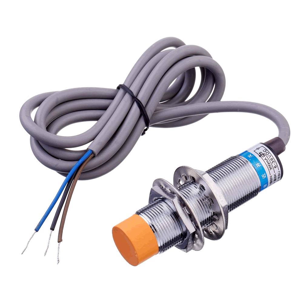 Sensor Indutivo de Proximidade NA M18