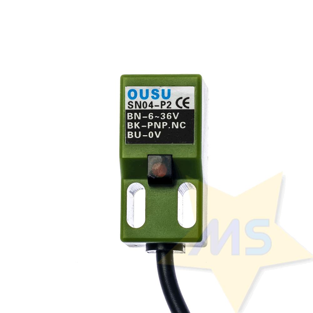 Sensor Indutivo SN04-P2 PNP NC